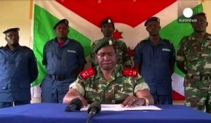 Situation confuse au Burundi : simple tentative ou coup d'Etat réussi ?