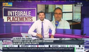 Le Match des Traders: Jean-Louis Cussac VS Jérôme Vinerier - 15/05