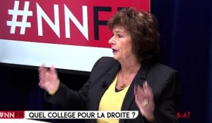 "Michèle Cotta "" On peut dispenser un socle commun"""