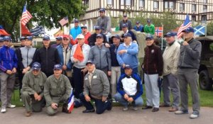 71e D-Day au golf Barriere avec Jack Port