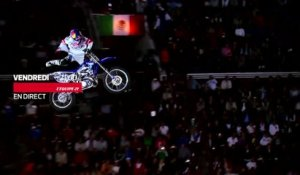 Motocross freestyle - X-Fighters Athènes : bande-annonce