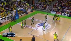 JA Vichy - ADA Blois (Replay FInal Four NM1 2015)