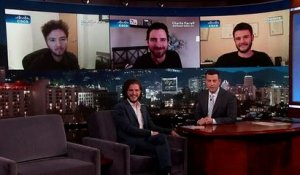 Les imitations de Kit Harington chez Jimmy Kimmel (acteur de Game Of Thrones)
