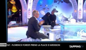 SLT : Florence Foresti devient Thierry Ardisson