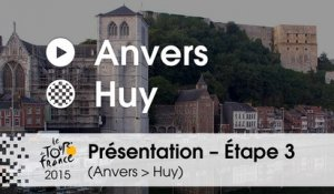 Présentation - Etape 3 (Anvers > Huy) : par Rik Verbrugghe – Manager IAM Cycling