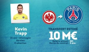 Officiel : le PSG recrute Kevin Trapp !
