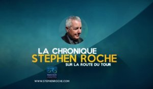 "Tour de France 2015 - Stephen Roche : ""Chris Froome m'a surpris"""