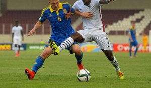 U19, Euro 2015 : France-Ukraine : 3-1, but et temps forts !