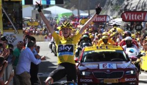 Le 20H du Tour : Chris Froome THE tueur - Tour de France 2015 - Etape 10
