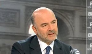 Quand Moscovici rend hommage à Delors