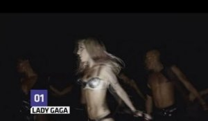 Lady Gaga Disses Katy Perry