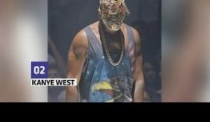 Kanye West made mask a must-have item in 2013 (Best of 2013)