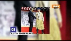 Justin Timberlake se déguise (Top Fashion)