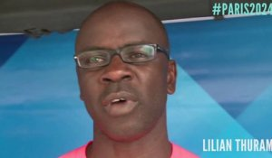#Paris2024 : Lilian Thuram