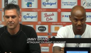 Foot - L1 - EAG : Briand «Gourvennec me connaît»