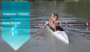 TEAM FRANCE 2015 TAMix2x Deux de couple mixte TA-