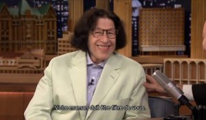 Jimmy Fallon pique l'appartement de Fran Lebowitz - Tonight Show du 17/08, sur MCM !