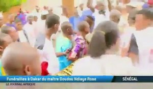 Hommages à Doudou Ndiaye Rose