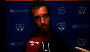 Tennis - ATP - Cincinnati : Gasquet «Murray a un physique incroyable»