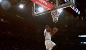 Les 100 DUNKS les plus fou de 2015 en NBA... Compilation Basket-ball