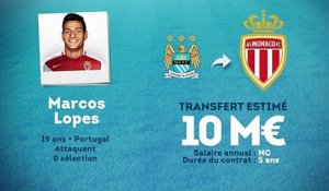 Officiel : Rony Lopes file à l'AS Monaco !