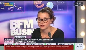 Marie Coeurderoy: Focus sur le crowdfunding immobilier - 09/09