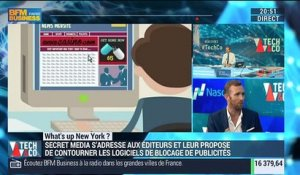 What's Up New York: Secret Media, la solution pour contourner les AdBlockers - 10/09