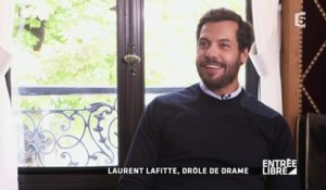 Laurent Lafitte: portrait - Entrée libre
