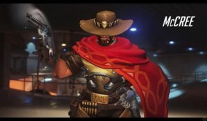 Gameplay McCree FR Overwatch