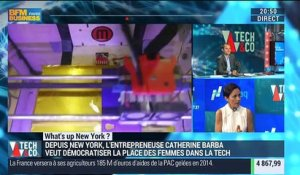 What's Up New York: La femme a-t-elle une place dans le secteur digital? - 16/09