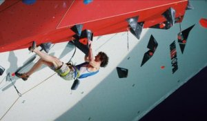 Adam Ondra's Best Ever Result In The Chamonix World Cup |...