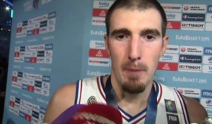 Basket - Euro (H) - Bleus : De Colo «De la satisfaction»