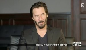 "Keanu Reeves: Interview pour le film ""Knock Knock"" - Entrée libre"