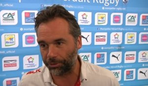 Rugby - Top 14 - ST : Mola «Une bonne performance»