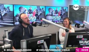 Le Lap Dance de Bruno Guillon (25/09/2015) - Best Of en Images de Bruno dans la Radio