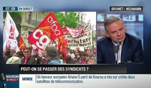 Brunet & Neumann: Peut-on se passer des syndicats ? - 01/10