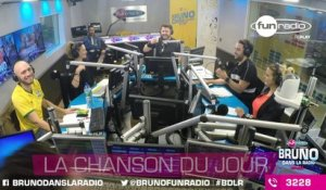Sonia Tlev : Top Body Challenge ! (02/09/2015) - Best Of en Images de Bruno dans la Radio