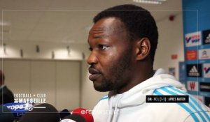OM - Lorient (1-1): La reaction de Steve Mandanda