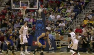 Basket - NBA : New Orleans Pelicans Top 10 plays (2014-2015)