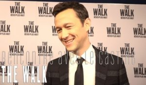 The Walk : interview (en français) de Joseph Gordon-Levitt et du casting