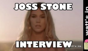 Joss Stone : Water for Your Soul Interview Exclu