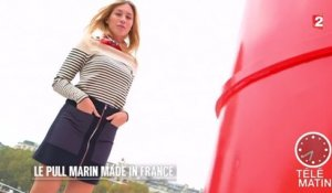 Mode - Le pull marin Made in France - 2015/11/03