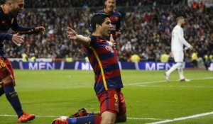 Real Madrid 0-4 FC Barcelone - les buts en HD