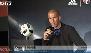 "Real Madrid - Zidane : ""A chaque match on s'améliore"""