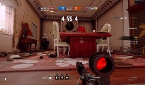 Tom Clancy's Rainbow Six Siege - Quand le netcode fatigue