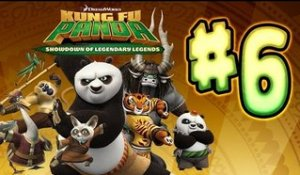 Kung Fu Panda: Showdown of Legendary Legends Walkthrough Part 6 (PS3, X360, PS4, WiiU) Gameplay 6
