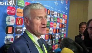 "Euro 2016 - Deschamps : ""On reste mesuré"""