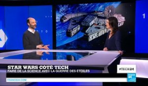 Star Wars côté tech
