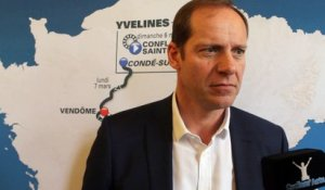 "Tour de France - Christian Prudhomme : ""Le Tour de France à vendre, j'ai vu ça''"