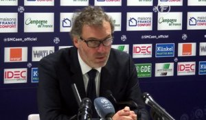 La réaction de Laurent Blanc